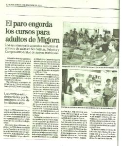 El Mundo, dissabte 3 de novembre de 2012