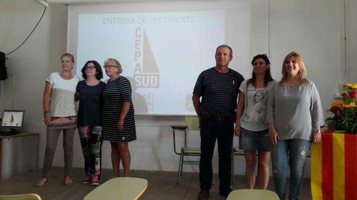 Alumnes de Català